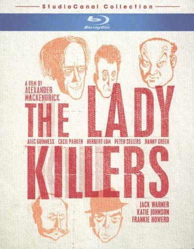 The Ladykillers [Blu-ray] [1955] 9730988