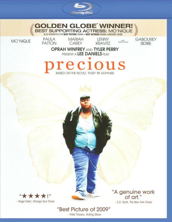 Precious: Based on the Novel 'Push' by Sapphire [Blu-ray] [2008] 9731022