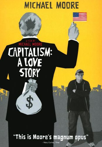 Capitalism: A Love Story [DVD] [2009] 9738662