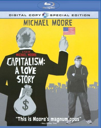 Capitalism: A Love Story [Blu-ray] [2009] 9738853
