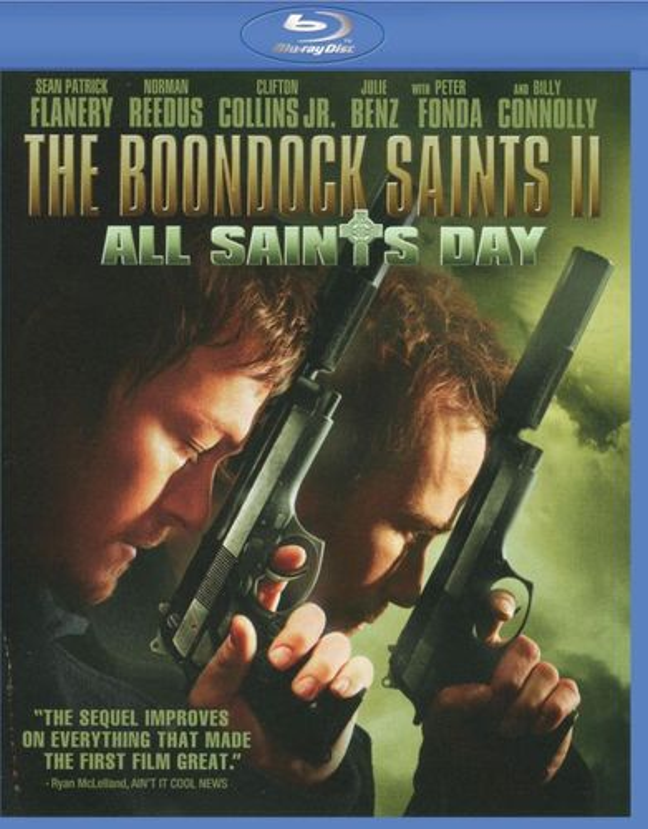 The Boondock Saints II: All Saints Day [Blu-ray] [2009] 9740939