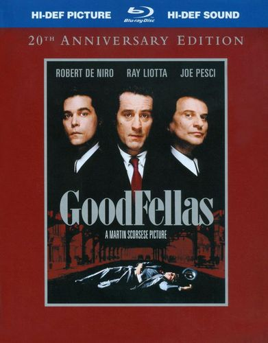 The GoodFellas [20th Anniversary Edition] [2 Discs] [Blu-ray] 9741073