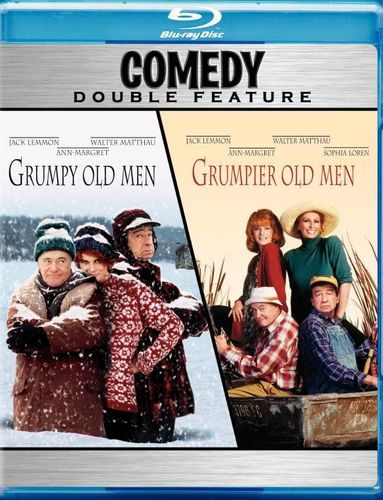 Grumpy Old Men/Grumpier Old Men [P & S] [Blu-ray] 9741091
