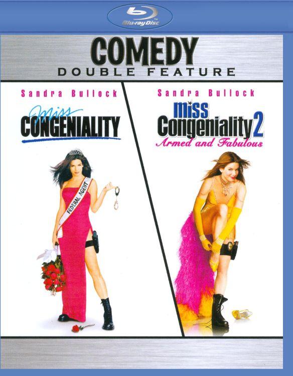 Miss Congeniality/Miss Congeniality 2 [Blu-ray] 9741152