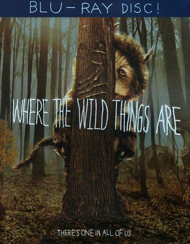 Where the Wild Things Are [Blu-ray/DVD] [2009] 9741161