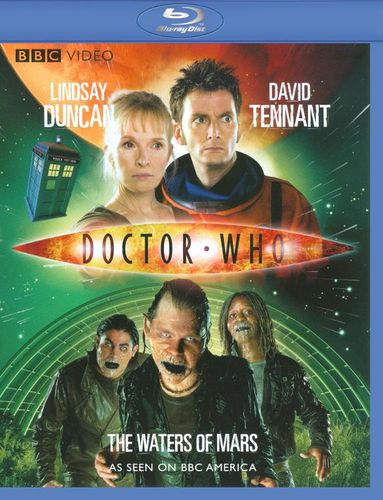 Doctor Who: The Waters of Mars [Blu-ray] [2009] 9741198