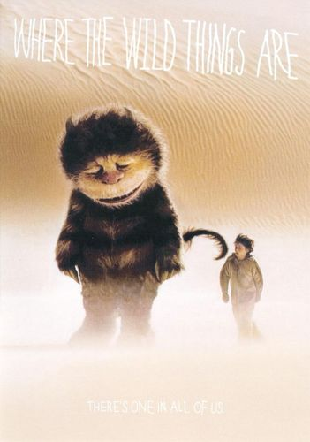 Where the Wild Things Are [DVD] [2009] 9741295