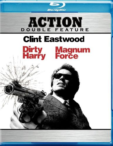 Dirty Harry/Magnum Force [2 Discs] [Blu-ray] 9741383