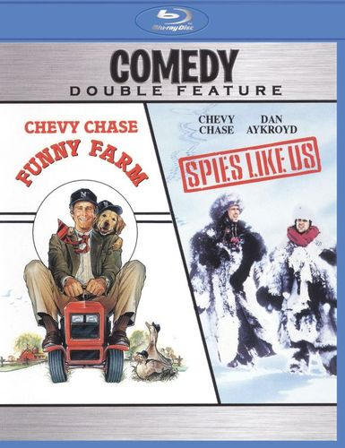 Funny Farm/Spies Like Us [Blu-ray] 9741425