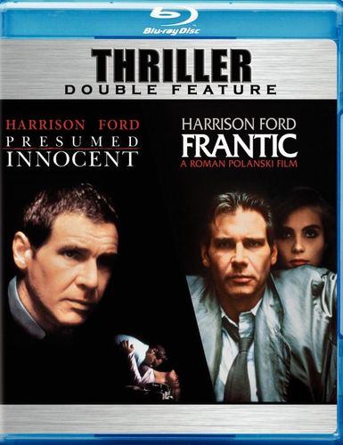 Frantic/Presumed Innocent [Blu-ray] 9741452