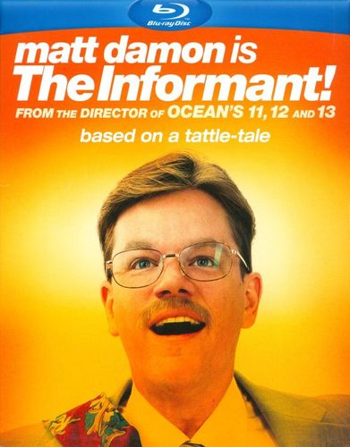 The Informant [2 Discs] [Blu-ray/DVD] [2009] 9742928