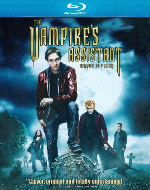 Cirque du Freak: The Vampire's Assistant [Blu-ray] [2009] 9744061