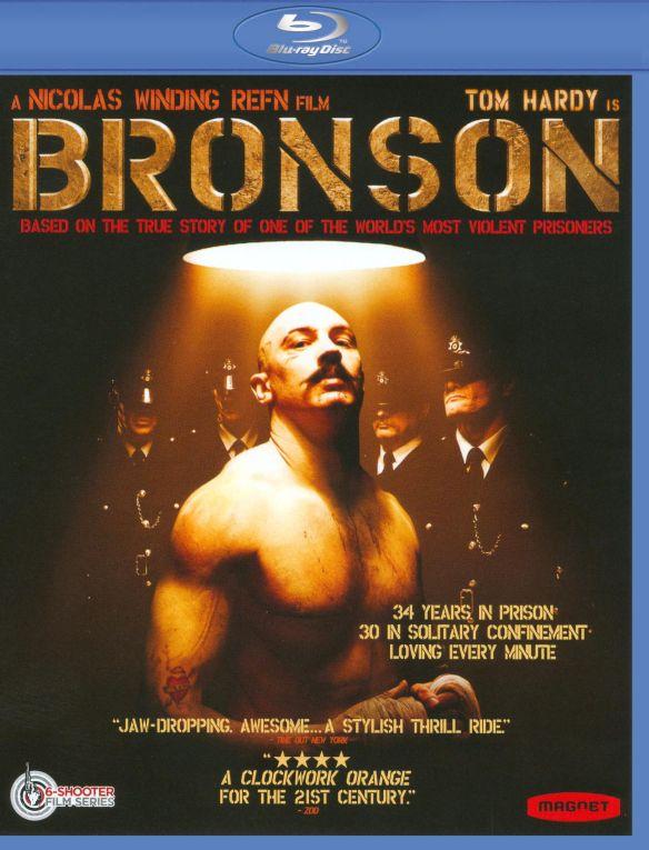 Bronson [Blu-ray] [2008] 9746572