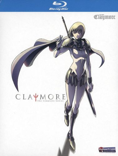 Claymore: The Complete Series Box Set [Blu-ray] [3 Discs] 9746581