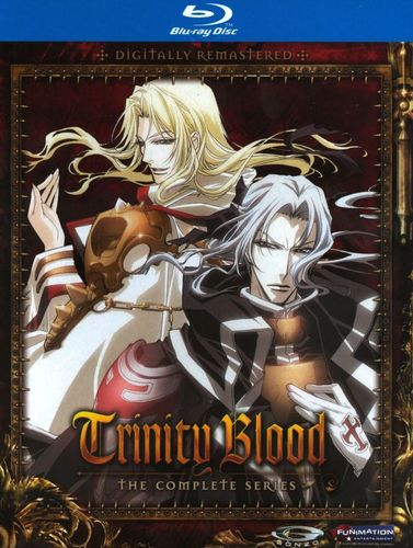 Trinity Blood: The Complete Series [3 Discs] [Blu-ray] 9746624
