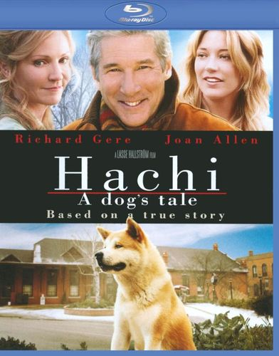 Hachi: A Dog's Tale [Blu-ray] [2008] 9748516