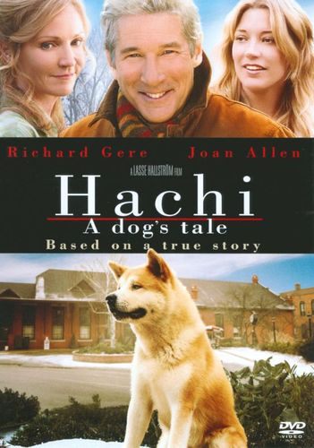 Hachi: A Dog's Tale [DVD] [2008] 9748604