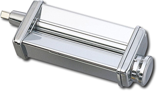 KitchenAid Kpsa Pasta Sheet Roller for Most Stand Mixers Silver