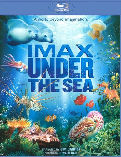 Under the Sea [2 Discs] [Blu-ray/DVD] [2009] 9749612