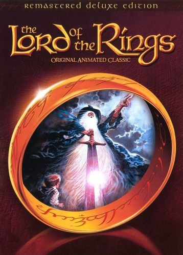 The Lord of the Rings [P & S] [Deluxe Edition] [DVD] [1978] 9755886
