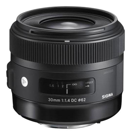 Sigma 30mm F1.4 Art Dc Hsm Lens For Nikon