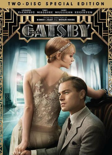 The Great Gatsby [Special Edition] [2 Discs] [Includes Digital Copy] [UltraViolet] [DVD] [2013] 9759115