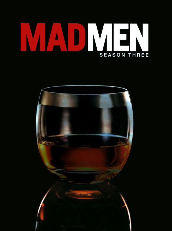 Mad Men: Season Three [4 Discs] [DVD] 9759258