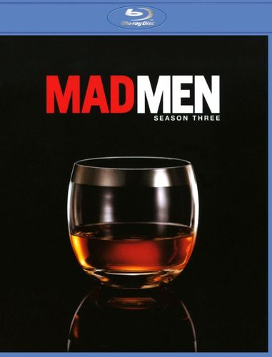 Mad Men: Season Three [3 Discs] [Blu-ray] 9759346