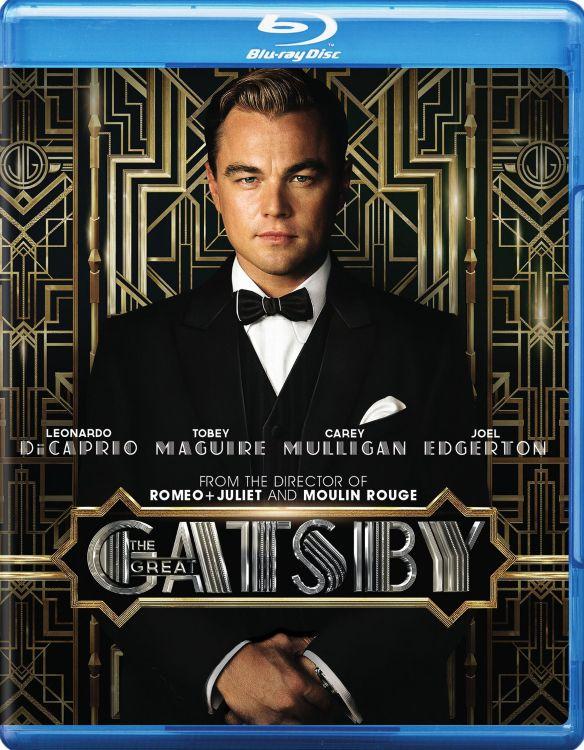 The Great Gatsby [Includes Digital Copy] [UltraViolet] [Blu-ray] [2013] 9759497