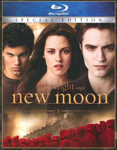 The Twilight Saga: New Moon [Special Edition] [Blu-ray] [2009] 9761544