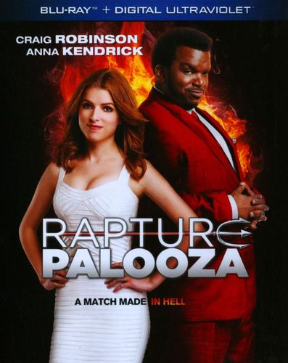 Rapture-Palooza [Includes Digital Copy] [UltraViolet] [Blu-ray] [2013] 9763349