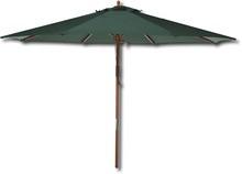 Bond Wooden Market Umbrella Green Y99153