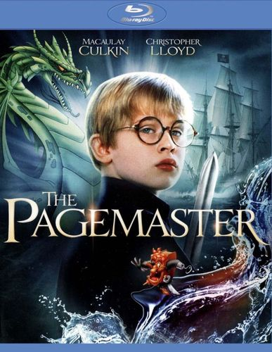 The Pagemaster [Blu-ray] [1994] 9769282