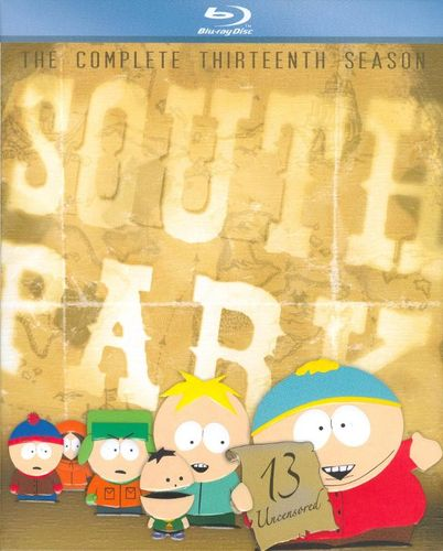 South Park: The Complete Thirteenth Season [2 Discs] [Blu-ray] 9770041