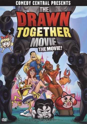 The Drawn Together Movie: The Movie! [DVD] [2010] 9770078