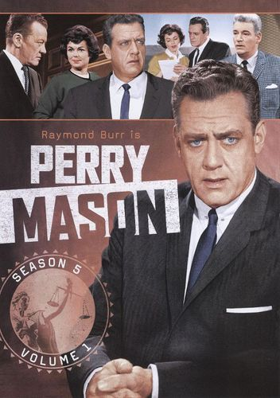 Perry Mason: Season 5, Vol. 1 [4 Discs] [DVD] 9770209