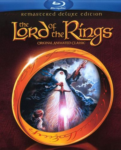 Lord of the Rings [P & S] [Deluxe Edition] [Includes Digital Copy] [Blu-ray] [1978] 9772804