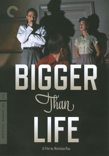 Bigger Than Life [Criterion Collection] [DVD] [1956] 9774657