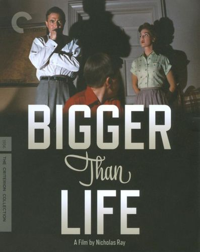 Bigger Than Life [Criterion Collection] [Blu-ray] [1956] 9774784