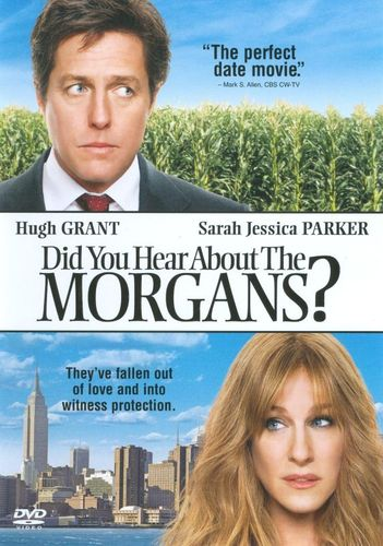 Did You Hear About the Morgans? [DVD] [2009] 9778574