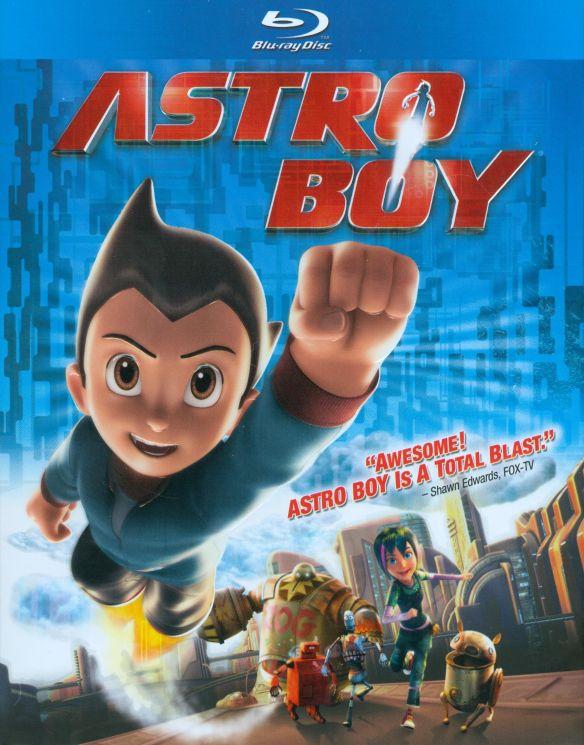 Astro Boy [Blu-ray] [2009] 9782677