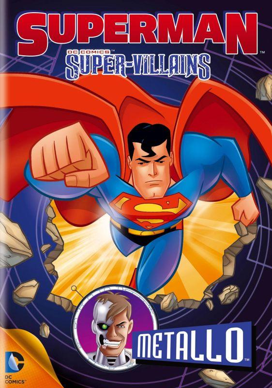 Superman Super-Villains: Metallo [DVD] 9790087
