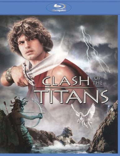 Clash of the Titans [Blu-ray] [1981] 9794241