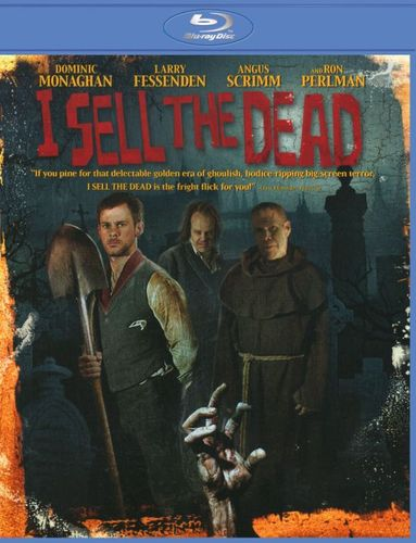 I Sell the Dead [Blu-ray] [2008] 9798089