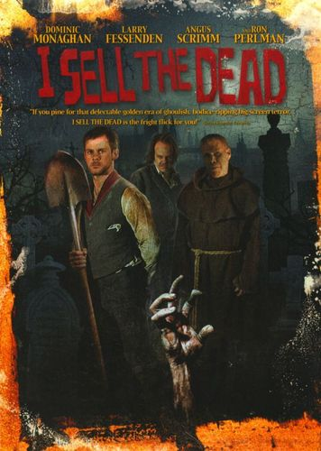 I Sell the Dead [DVD] [2008] 9798122