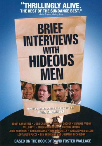 Brief Interviews with Hideous Men [DVD] [English] [2009] 9798159