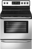"""Frigidaire 30"""" Self-Cleaning Freestanding Electric Range Stainless Steel FFEF3050LS"""