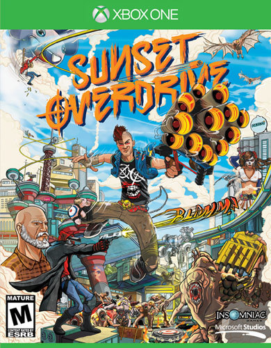 Sunset Overdrive - Xbox...