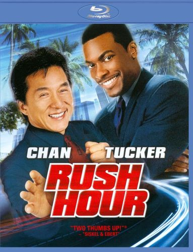 Rush Hour [Blu-ray] [1998] 9820644