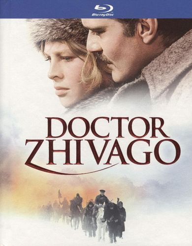 Doctor Zhivago [45th Anniversary Edition] [2 Discs] [With CD] [Blu-ray] [1965] 9820662